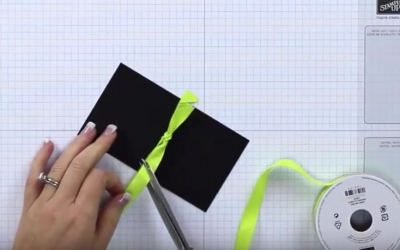 Make a Perfect Ribbon Knot Every Time!