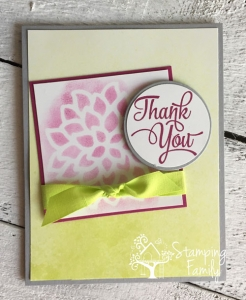 How To Make A Nice Thank You Card – VIDEO