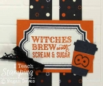 More Stampin' Up! Halloween Cards 2017