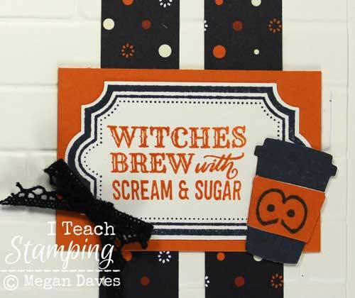 All new cute Stampin' Up! Halloween Cards 2017!