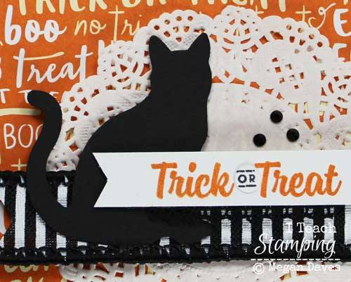 Cat Cards to Make for Halloween