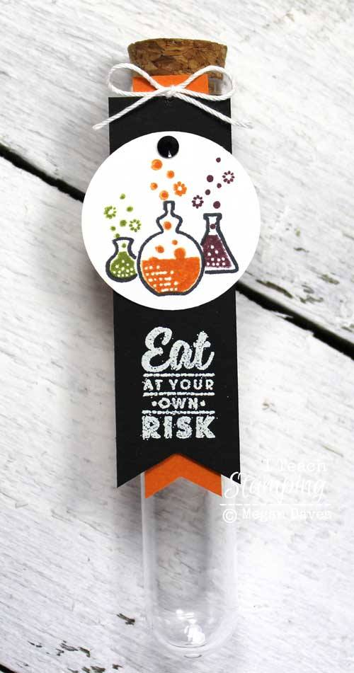 Cute crafts for Halloween for treat sharing