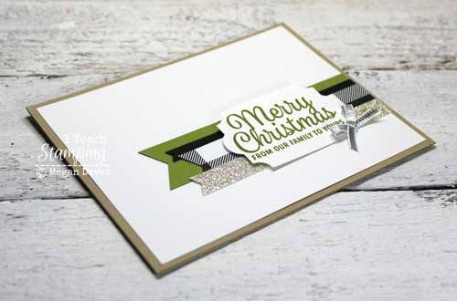 DIY business holiday cards