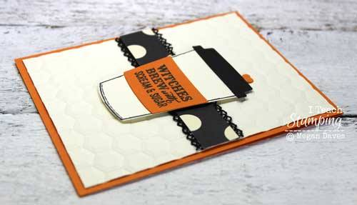Fun and easy Halloween craft cards