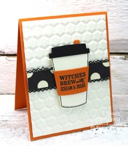 Halloween craft cards to make and give