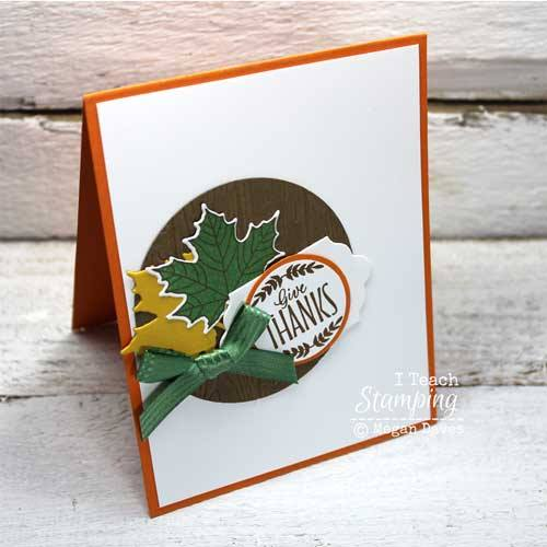 How to create a focal point on your handmade greeting card