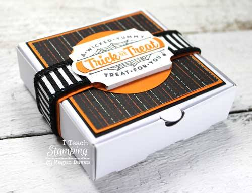 Learn how to decorate these adorable mini pizza boxes