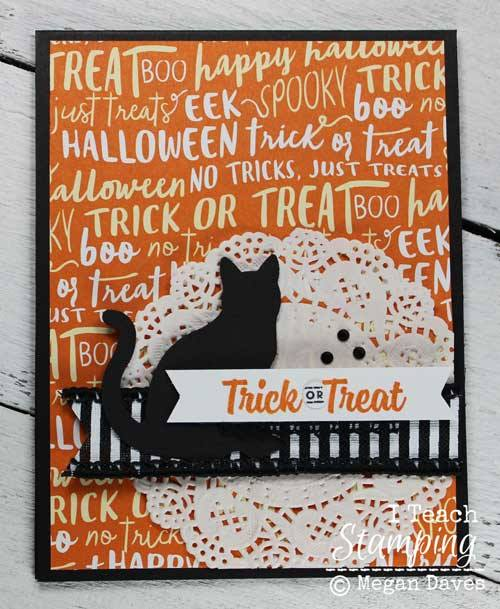 Spooky Halloween Cat Cards to Make and Share
