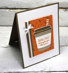 Welcoming Fall With The Coffee Cafe Bundle