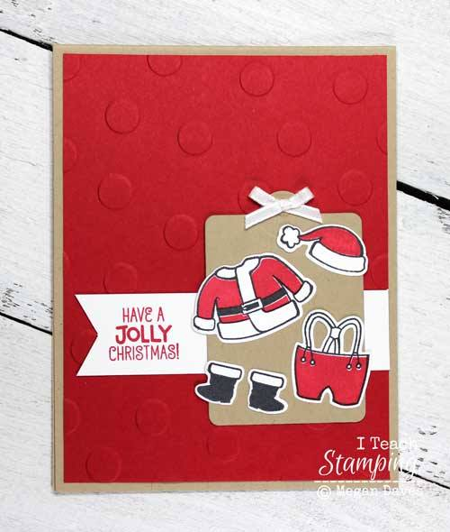 Are you looking for different ideas for how to make santa claus greeting cards