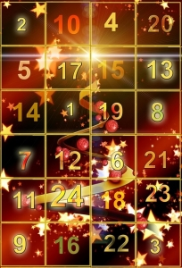 Countdown to Christmas With Me!