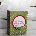 Looking for DIY Christmas Gift Bag Ideas?