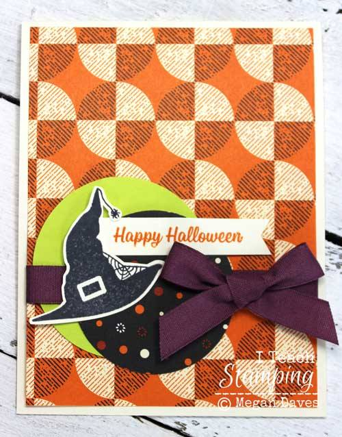 Make some quick and cute halloween cards