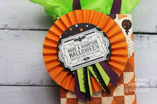 Quick and easy Halloween treat bag ideas