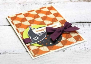Quick and Cute Halloween Cards