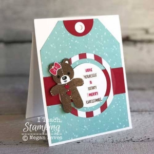 A Christmas card for someone special