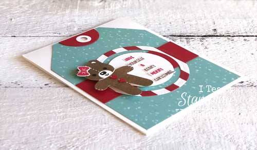 Easier than it looks - a Christmas card for someone special