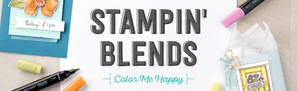 Extra Stampin' Blends Colors