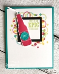 Stampin Up Bubble Over Bundle | Friday Flip Video