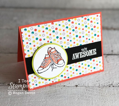 Stampin Up Epic Celebrations | Sale a bration | Bubbles & Fizz paper