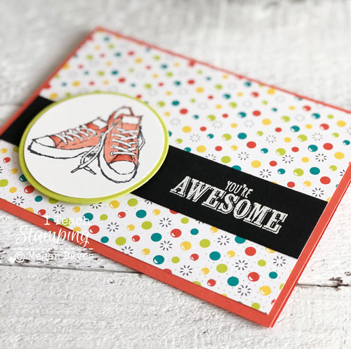 Stampin Up Epic Celebrations | Sale a bration | Heat Embossing