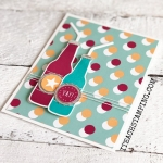 Soda Pop Bottle Card Idea | Occasions Catalog 2018