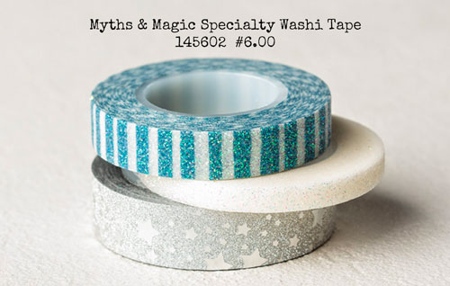 What Can You Do With Washi Tape | Myths & Magic Washi Tape