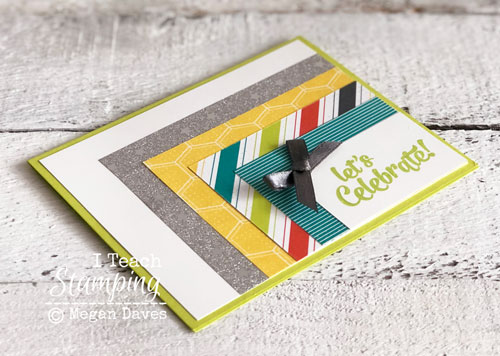 What can you do with washi tape | mix it with shimmer ribbon
