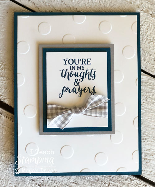 Stampin Up Rose Wonder | entire project