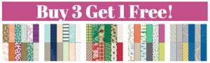 Stampin Up Patterned Paper Sale