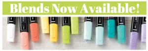 New Colors of Stampin Blends are Now Available!