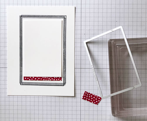 Stampin Up Swirly Frames | the fix
