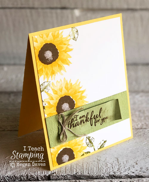 2 Step Stamping – Adding Color and Texture