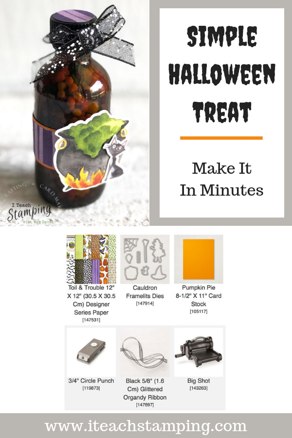 Simple Halloween Treat