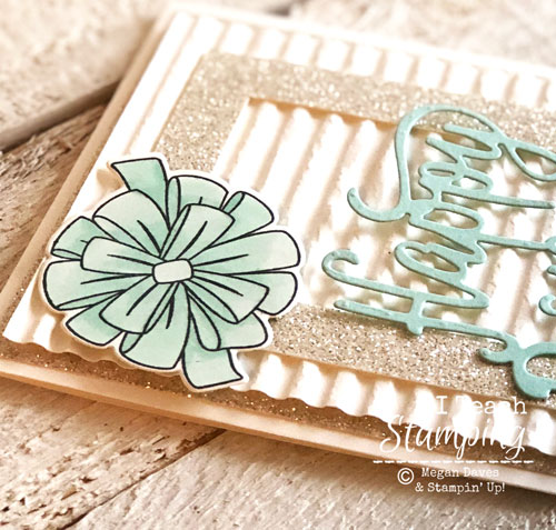 Bring On The Presents | Stampin Blends