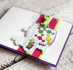 Candy Birthday Card