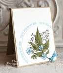 Curving Photopolymer Stamps