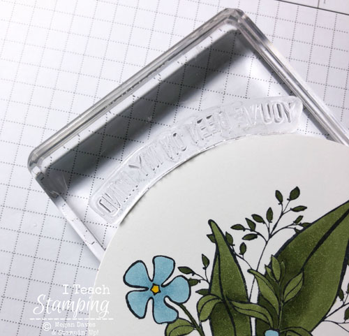 Curving Photopolymer Stamps | Curving Photopolymer Stamps how to