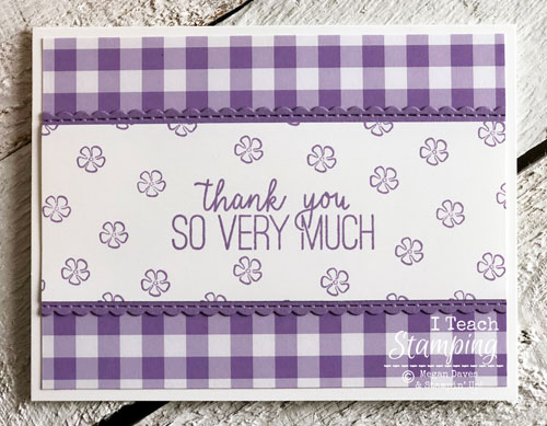 Handmade Thank You Cards | Video Tutorial