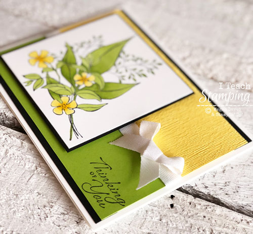 Best Alcohol Markers for Card Making   The bow