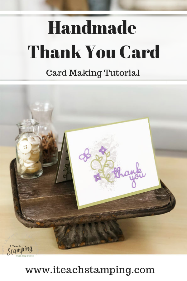 Handmade Floral Cards
