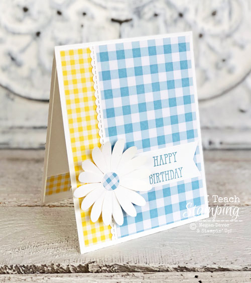 {VIDEO} Make a Happy Birthday Card for a Friend