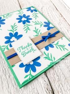 Bouquet Blooms Beautiful Card