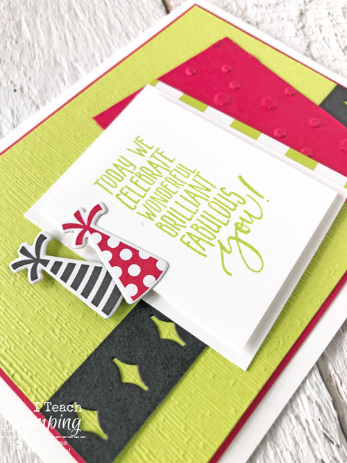 Fun Birthday Card – Video Tutorial