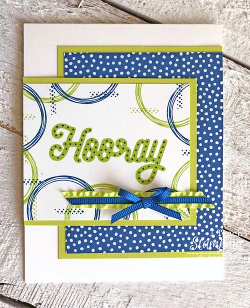 Handmade Congratulations Card