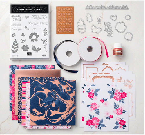 Product Medley:  Everything is Rosy