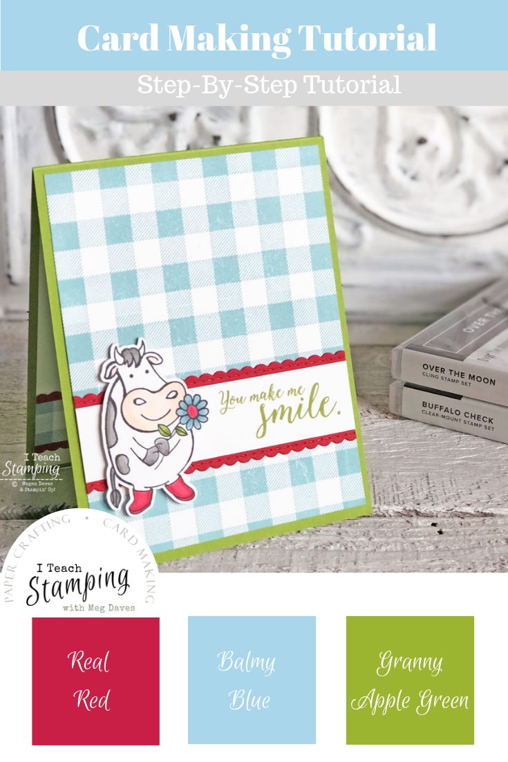stampin blends coloring