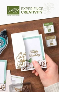 New Stampin Up Catalog is LIVE!