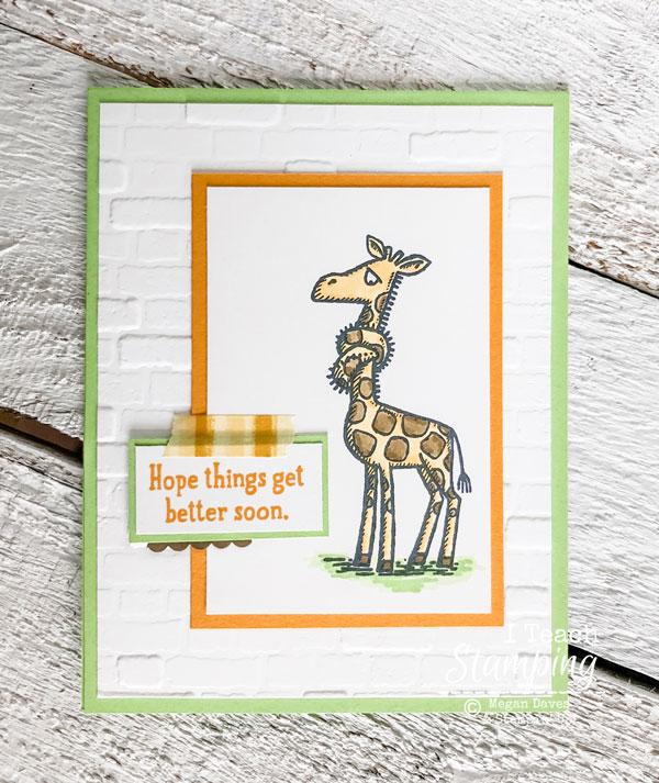 Making a Handmade Motivational Card
