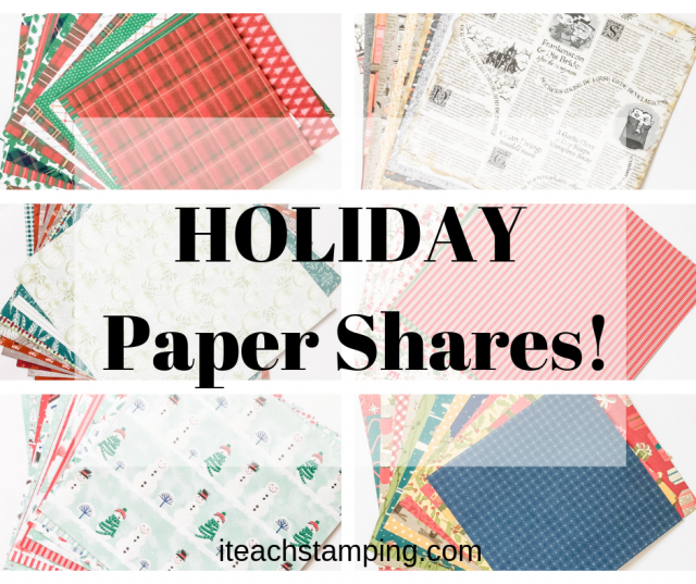 Holiday Catalog 2019 paper share